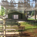 Pine Tree Stage (empty)