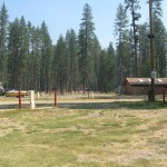 Campground - lots of open space