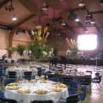 Wedding Tables at the Main Street Center