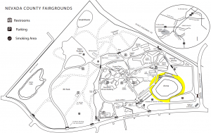 Main Show Arena on the map