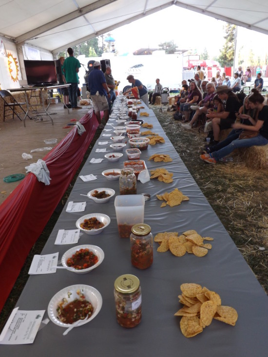 Special Food Contest